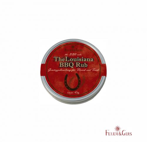 BBQ Rub Louisiana