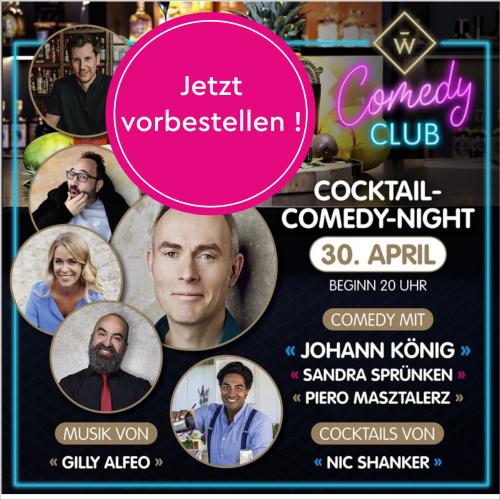 Cocktail-Comedy-Night