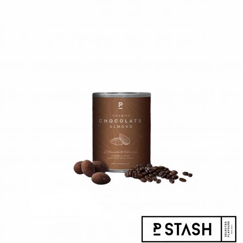 Mandeln Dark Chocolate Dunkle Schokolade mit Tiramisu